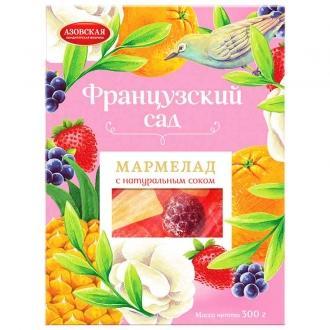 Мармелад желейный 'Французский сад ' 300...