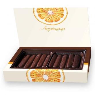 Апельтини 160гр*14 апельсиновые палочки ...