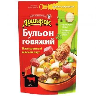 Доширак  Бульон 90гр*48шт со вкусом говя...