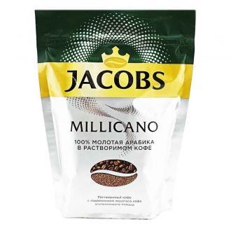 Якобс Монарх  кофе ПАКЕТ 200г*6 MILLICANO