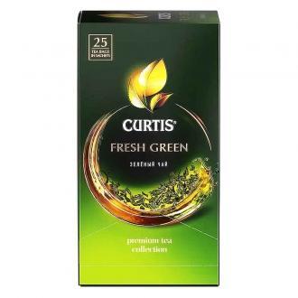 Чай 'CURTIS '25пак.*2гр.*12 Fresh Green