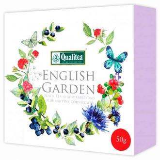 Кволити Английский сад 50гр*(12) Черный ...