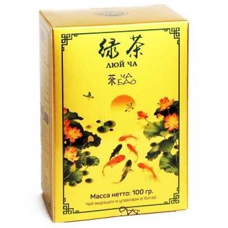 Ча Бао Лю-Ча 100гр*(12) Зеленый