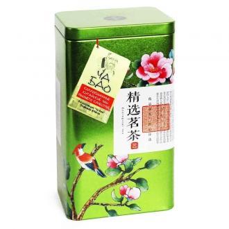 Ча Бао чай зеленый ж/б 150г*(12) Люй Ча