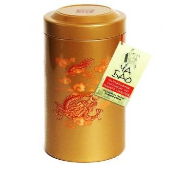 Ча Бао чай зеленый ж/б 85г*(12) Молочный...