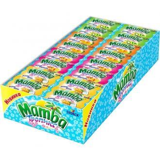 МАМБА  жевательная конфета 27,5гх48шт*(6...
