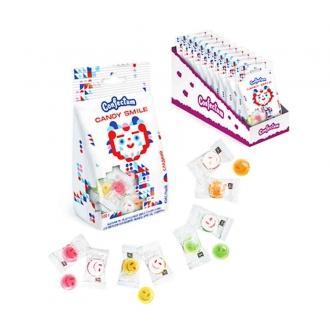 Карамель  'Smile Candy ' Микс 100гр*10шт