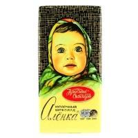 Алёнка 90гх15шт*(6бл) Молочный шоколад