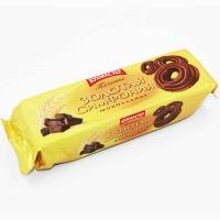 Печенье Кухмастер 'ЗОЛОТАЯ СИМФОНИЯ шоколадное ' 230гр*15