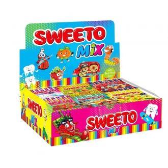 Мармелад SWEETO  'Jellopy Mix ' пакетики 20г*36*(12бл)