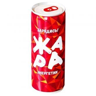 ЖАРА напиток энергетический 0,449*12