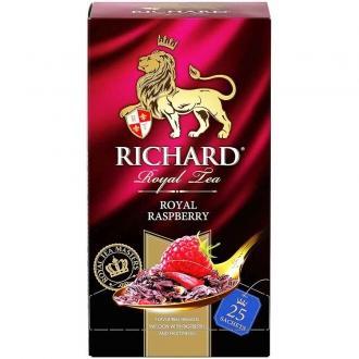Ричард чай 25пак.*12 Royal Rasberry