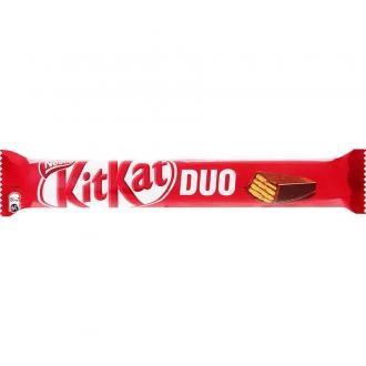 Кит-Кат 'ДУО '- шоколадный батончик 64гх...