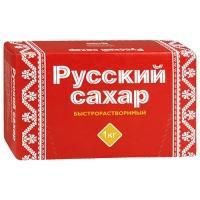 """Сахар-рафинад """"Русский"""" 1кг*20"""