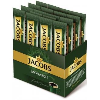 Якобс Монарх  кофе  1,8г*26*(20бл) пакетики
