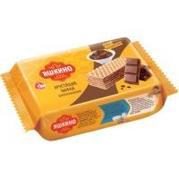 Вафли Яшкино 200г*24 Шоколадные