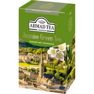 Ахмад чай 200г*12 Зеленый с жасмином