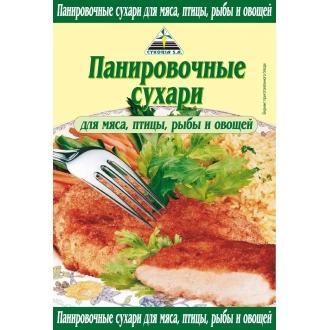 """Панировочные сухари""""Цикория"""" 200г*10"""