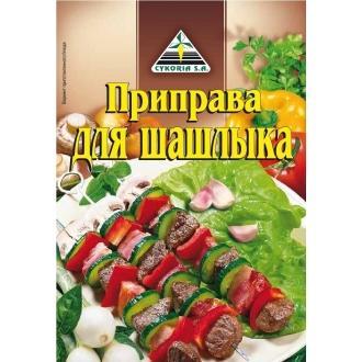 Приправа 'Для шашлыка 'ЦИКОРИЯ DISPL 30г*40