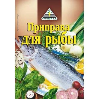 """Приправа""""Для рыбы"""" ЦИКОРИЯ DISPL 40г*30"""