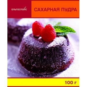 Сахарная пудра 'АльтаСпайс '100г*50