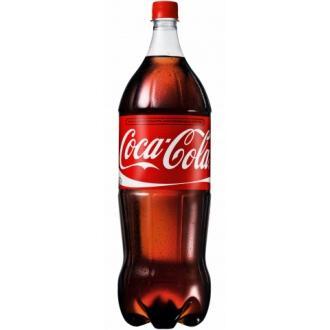 Кока-Кола 2 л*6  ПЭ/П2/Москва/