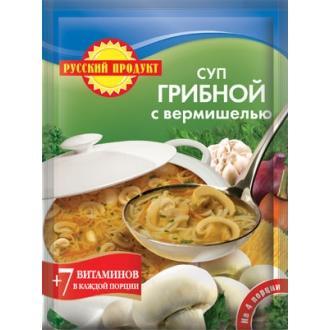 Суп Грибной с верм.  'Русский Продукт ' ...