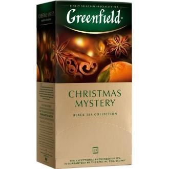 Гринфилд чай 25пак*1,5г*(10) Кристмас Ми...