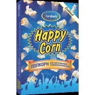 ПопКорн для СВЧ 'Happy Corn ' соленый 10...