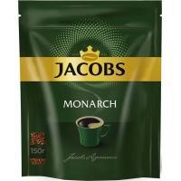 Якобс Монарх  кофе ПАКЕТ 150г*9 КЛАССИКА