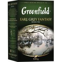 Гринфилд чай 100г*14 Эрл Грей черный/бергамот