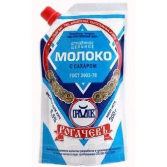 Молоко сгущённое 8,5% дой-пак 280г*24 Ро...