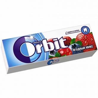 Орбит 13,6гх30шт*(20бл) Ягодный  микс
