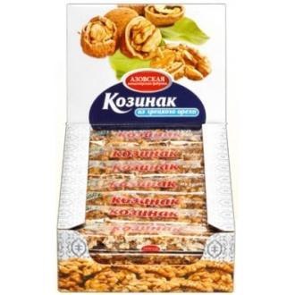 Козинак-батончик Грецкий орех 60г*21*(4бл)