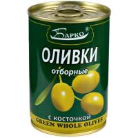 Оливки  'Барко ' с/к 280г*12 ж/б