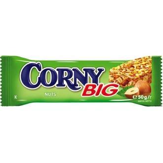 """Батончик полоска злаковая""""Corny BIG"""" 50г*24 Лесной орех"""