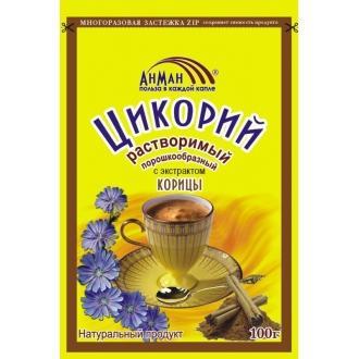 """Цикорий""""АНМАН""""Корица 100 г*12"""