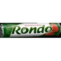 Рондо Клубника  30гх14шт*(16бл)- освежающие конфеты