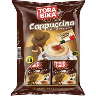 """Капучино""""TORABIKA"""" с шоколадной крошкой (25 г*20шт) х 12бл"""