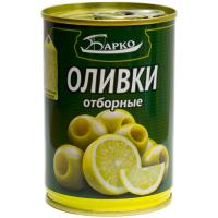 Оливки с лимоном  'Барко ' 280гр*12