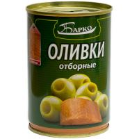 Оливки с лососем  'Барко ' 280гр*12