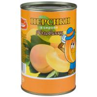 Персики  'Барко ' 425гр*24