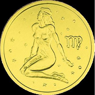 Шоко Монеты 6г*120*(4бл) Знаки Зодиака /МД/
