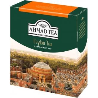 Ахмад 100 пак*(8) Цейлонский чай