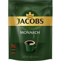 Якобс Монарх  кофе ПАКЕТ 240г*6 КЛАССИКА