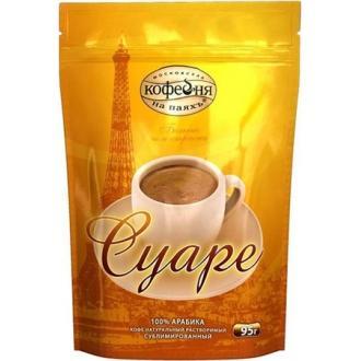 Кофейня на паяхъ ПАКЕТ кофе 75г*12  СУАРЕ