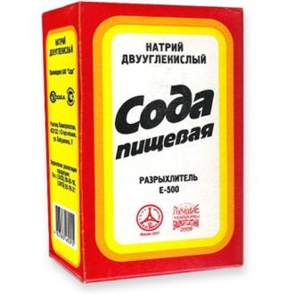 Сода пищевая 500гр*24 картон