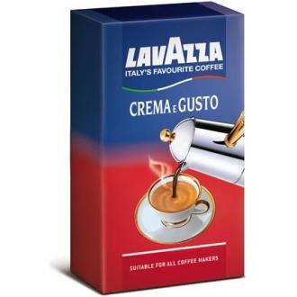 Лавацца кофе молотое в/у 250г*20 Крем Густо
