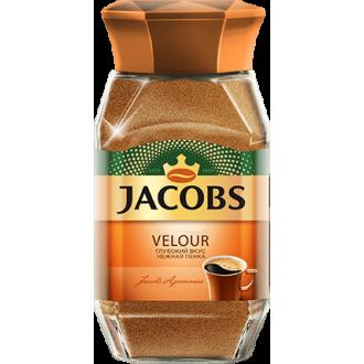 Якобс Монарх  кофе 95г*12 Velour