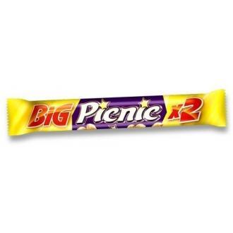 Пикник БИГ с арахисом  76гх30